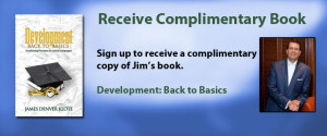 Development: Back to Basics Book Banner